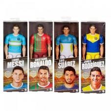 Figuras Fútbol Mundial Mattel