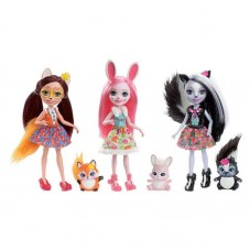 Muñecas Enchantimals Mattel