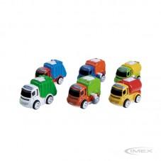 Set Camiones Fricción Toys