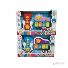 Guitarra y Piano Toys