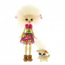 Muñeca Enchantimals Lorna Lamb