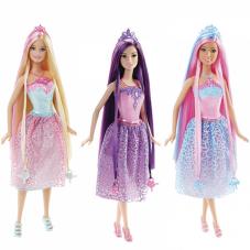 Barbie Princesas Peinados...