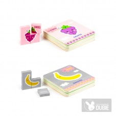 Puzzle Fruta y Verdura
