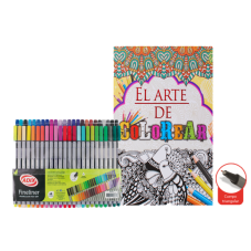 Set Fineliner 48u c/Mandala