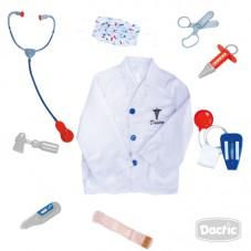 DISFRAZ DOCTOR INCLUYE...