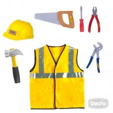 DISFRAZ CONSTRUCTOR INCLUYE...