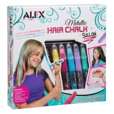 METALLIC HAIR CHALK SALON