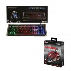 Teclado/ Mouse Gaming  TOYS