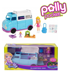 POLLY POCKET! FURGONETA DE...