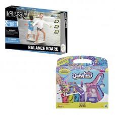 BALANCE BOARD + PLAY-DOH CV...