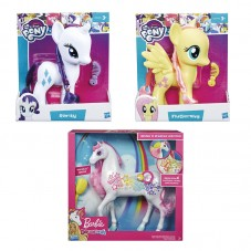 MLP BASIC PONY AST+BARBIE...