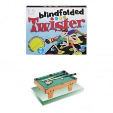 BLINDFOLDED TWISTER+MESA...