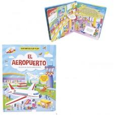 LIBRO EL AEROPUERTO FLIP...