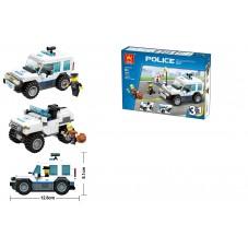 PATRULLA POLICIAL 3 EN 1...
