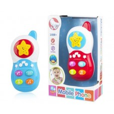 TELÉFONO BEBÉ (012) TOYS