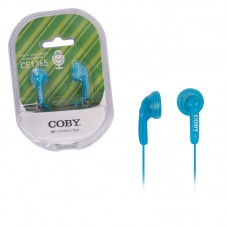 AUDIFONOS COBY CE1365BL AZULES